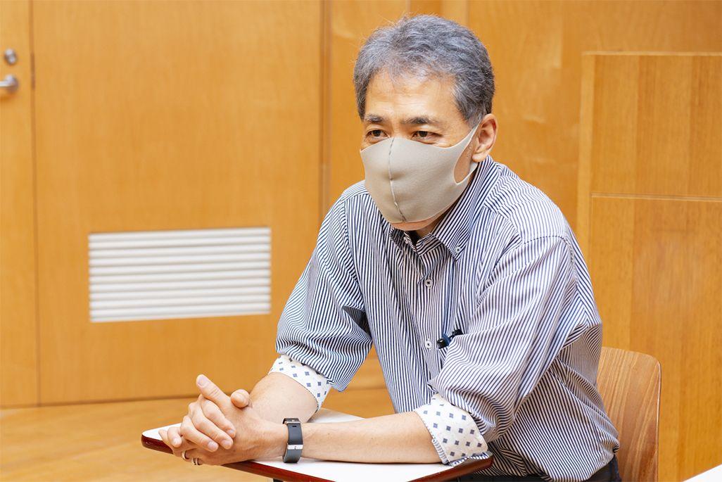 桐光学園合唱部・上田武夫先生