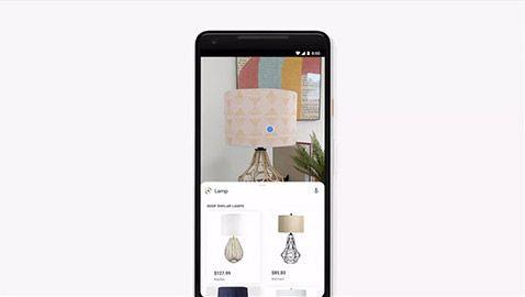 Google レンズ スタイルマッチ