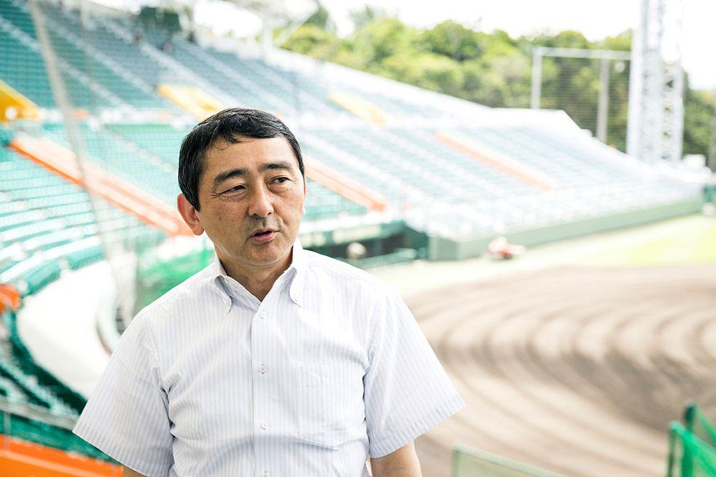 KDDI モバイル技術本部 松永 彰