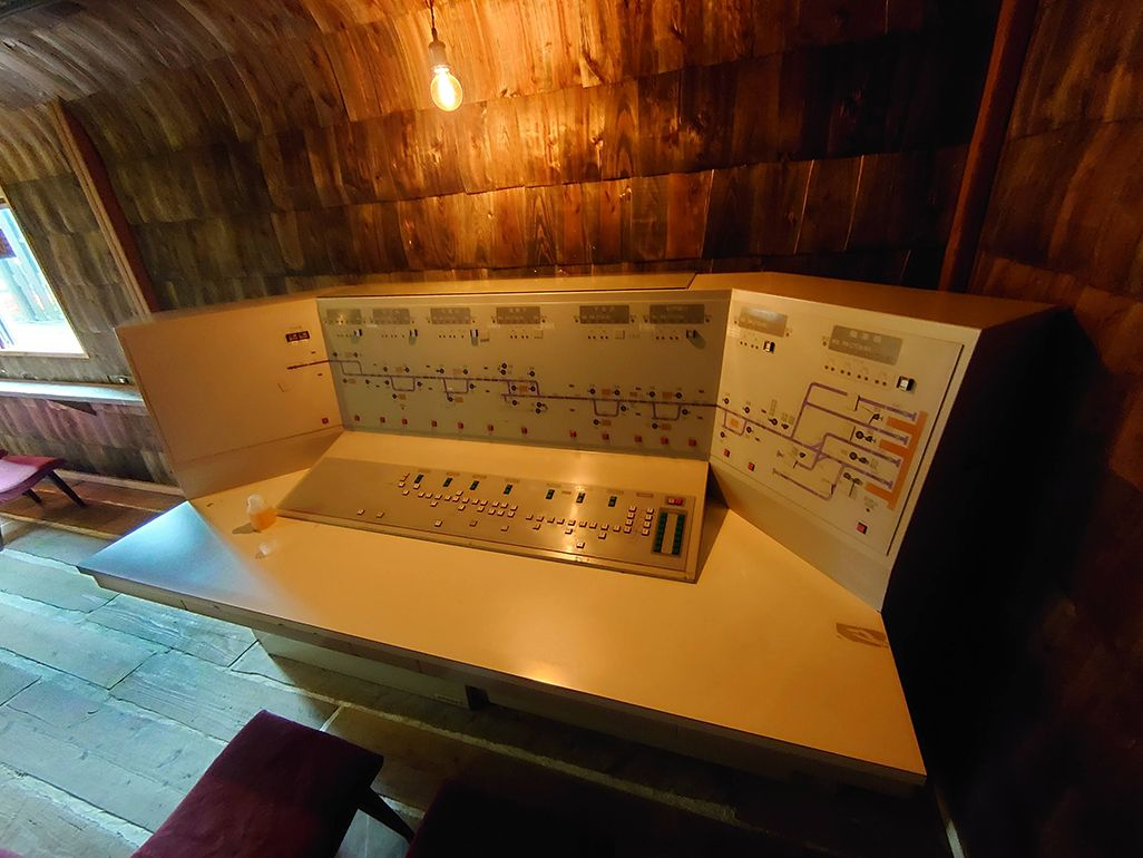 CTC(列車集中制御装置)