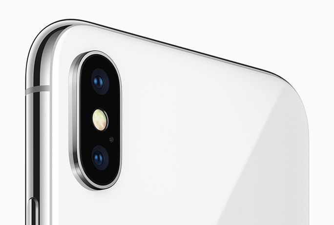 iPhone史上最強のカメラならiPhone X