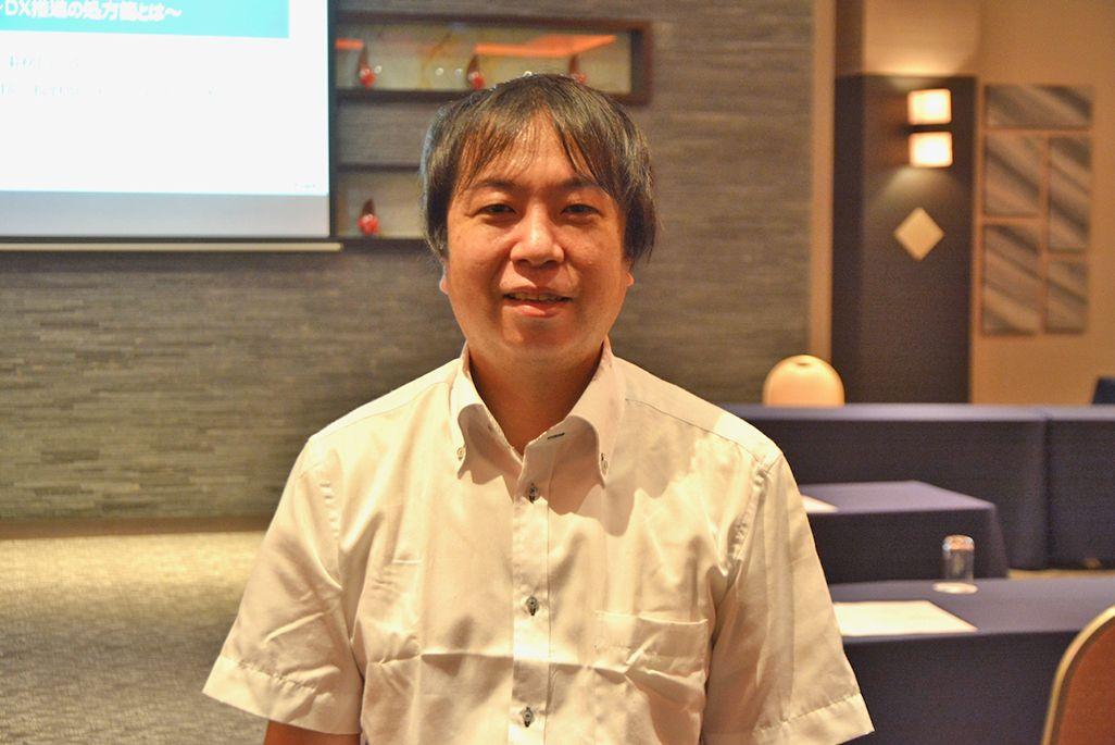 長野県経営者協会 原田岳志さん