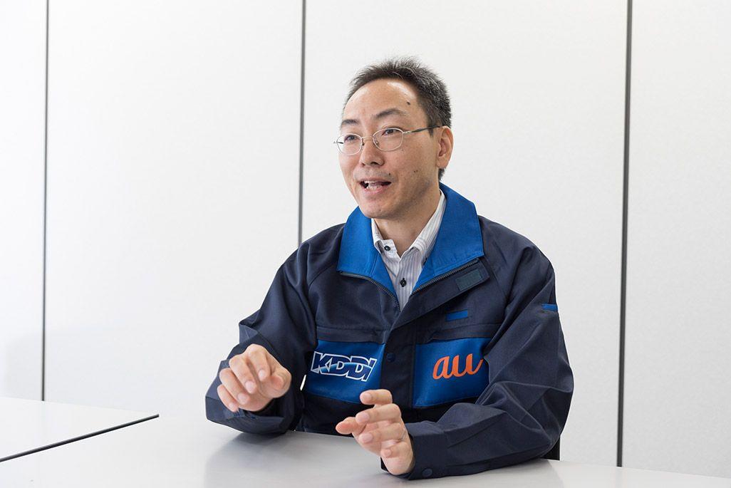 KDDI 技術統括本部 札幌テクニカルセンター 中山浩輔