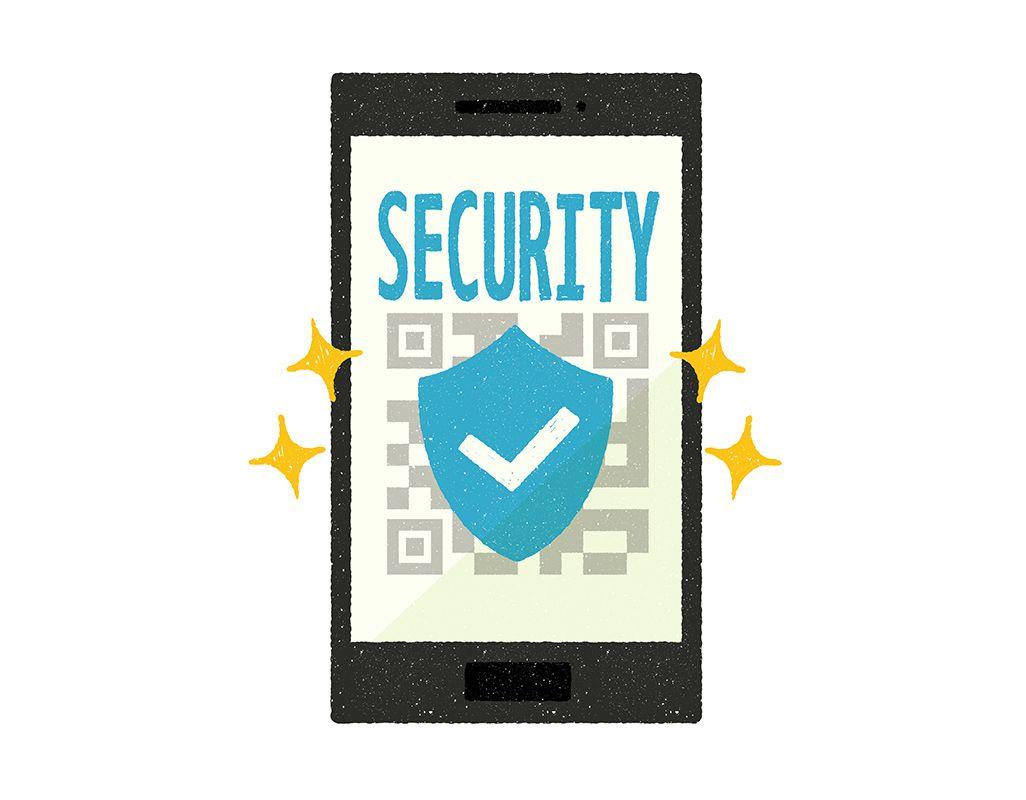 アップデートすることでセキュリティを強化