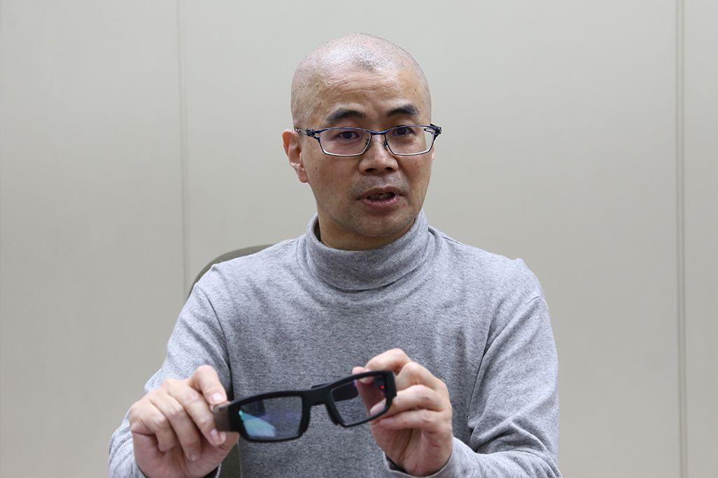 KDDI総合研究所 イノベーションセンター・イノベーション協創グループ 小原朋広