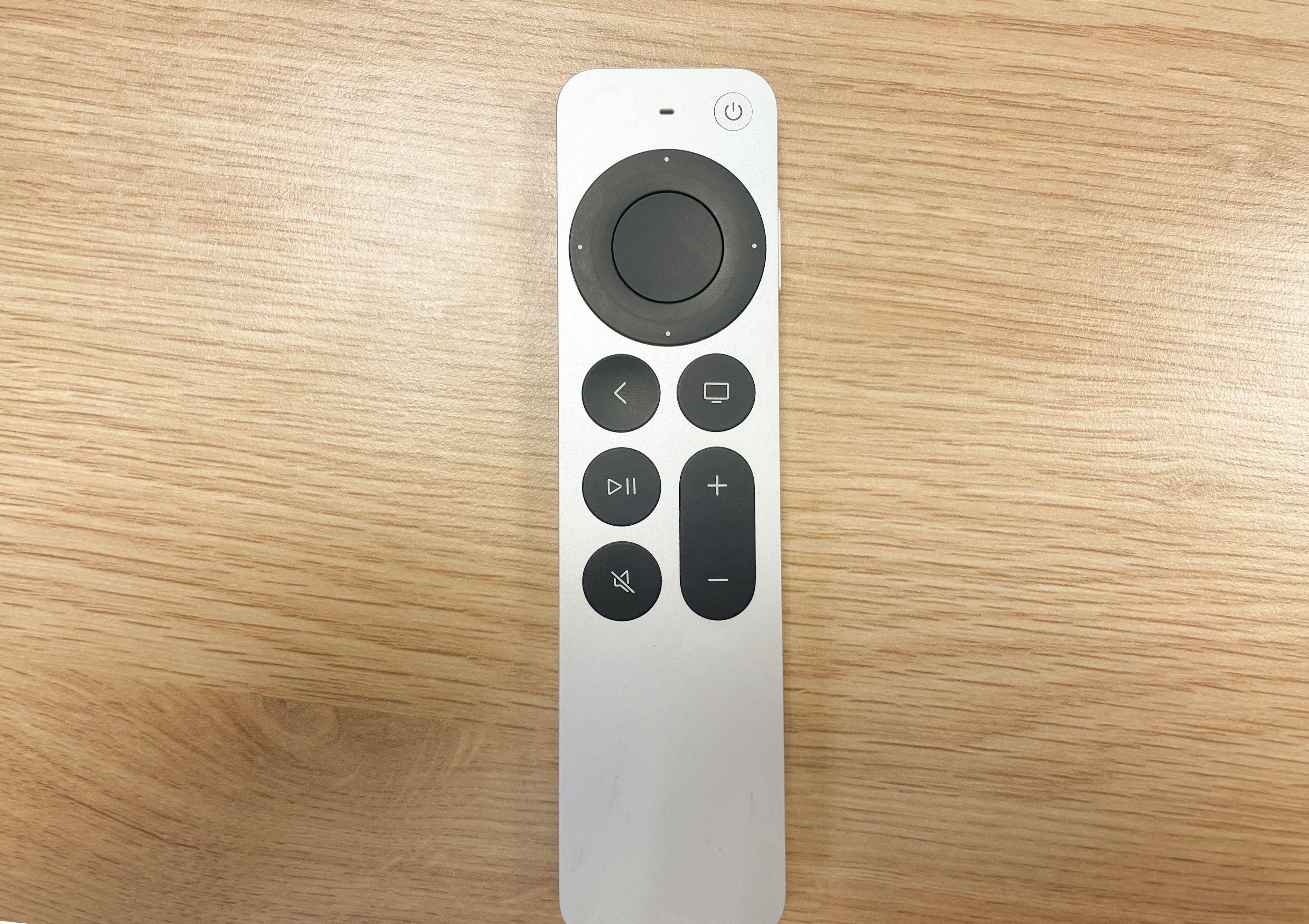 Apple TVのSiri Remote