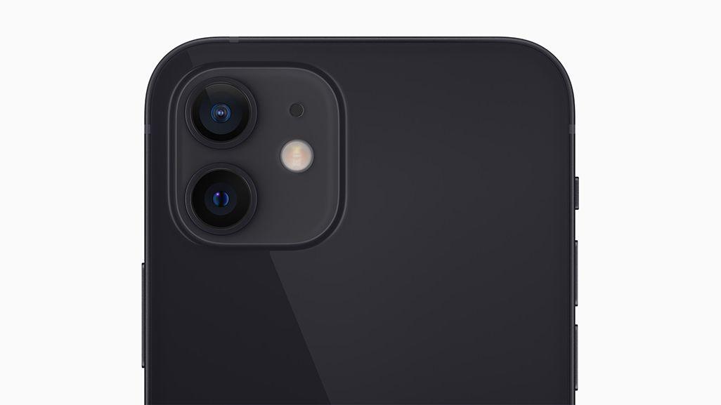 iPhone 12のカメラ