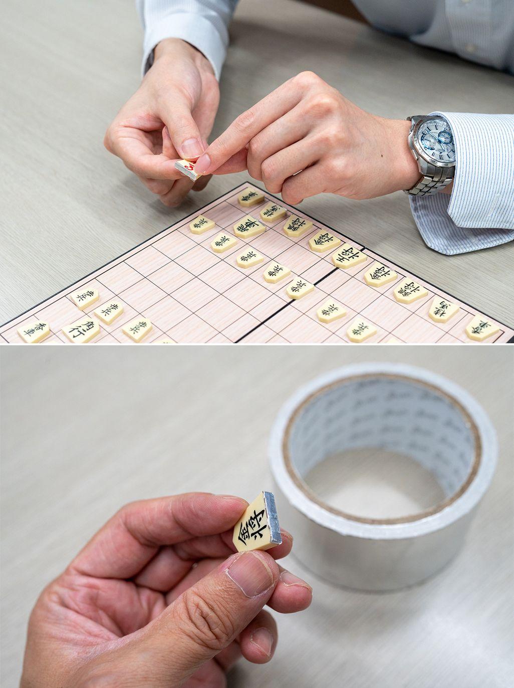 マイクロビットを活用した将棋駒チェッカー