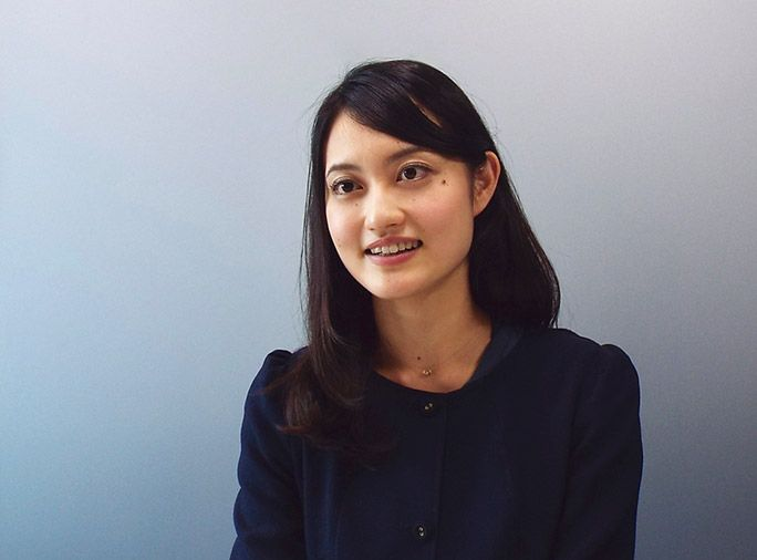 日本航空 商品・サービス企画本部 開発部 客室サービスグループの柏木友香