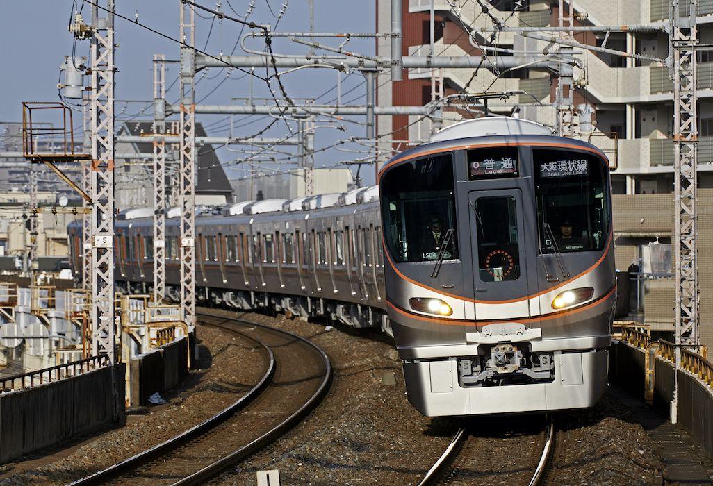 JR西日本の大阪環状線
