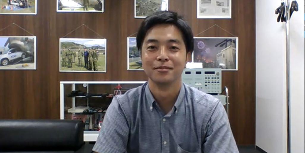 KDDI西日本テクニカルセンター 水田秀之
