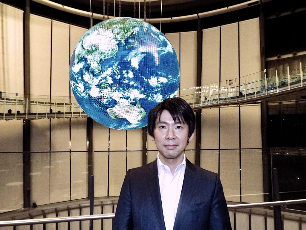 KDDI総合研究所の小森田賢史