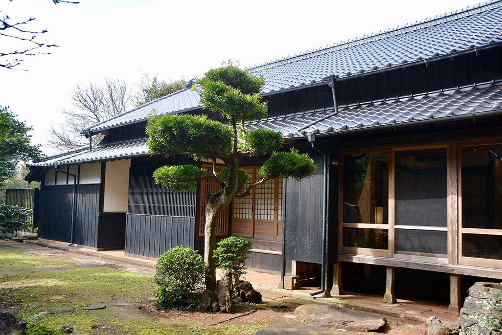 小値賀島の古民家宿
