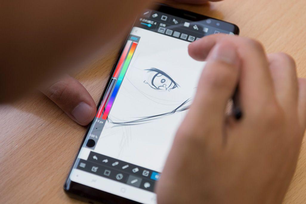 スマホイラスト用無料アプリおすすめ10選 2019 指やペンでの描き方は