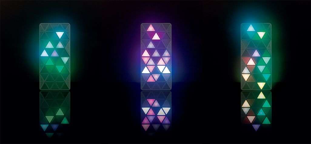 LIGHT POOL(2010年7月)デザイン:坪井浩尚 楽曲&イルミネーション:高木正勝