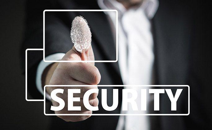 セキュリティのイメージ