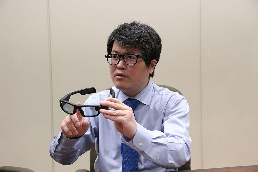 KDDI総合研究所 イノベーションセンター・マルチモーダルコミュニケーショングループ 呉 剣明