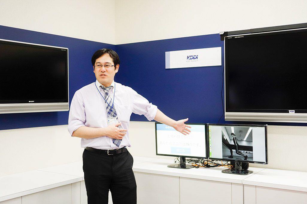 KDDI総合研究所 田坂和之