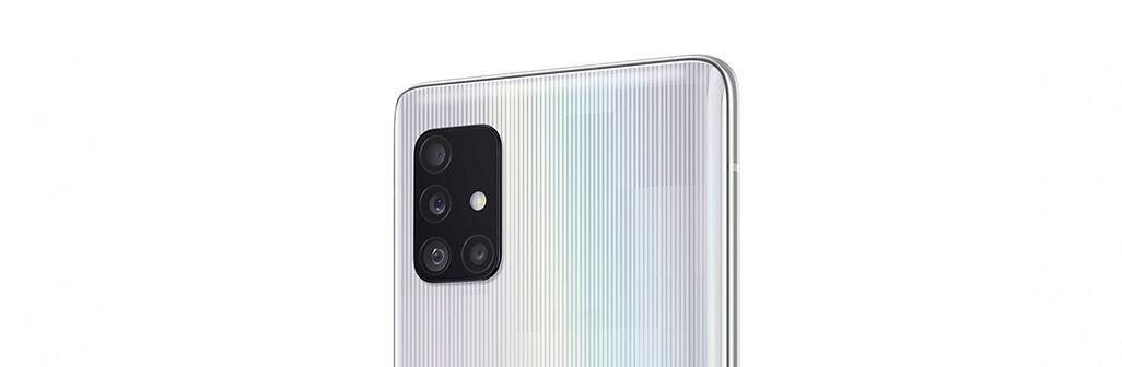 Galaxy A51 5Gのカメラ部分