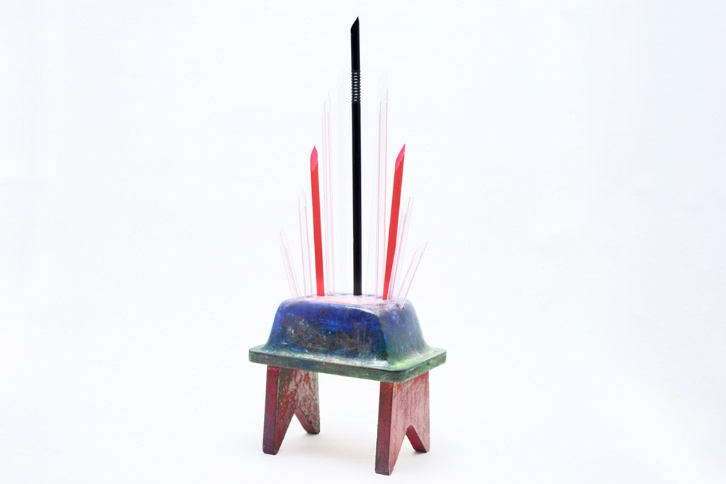 「オーディオみじんこ」代表荒川敬さんによる手作りスピーカー