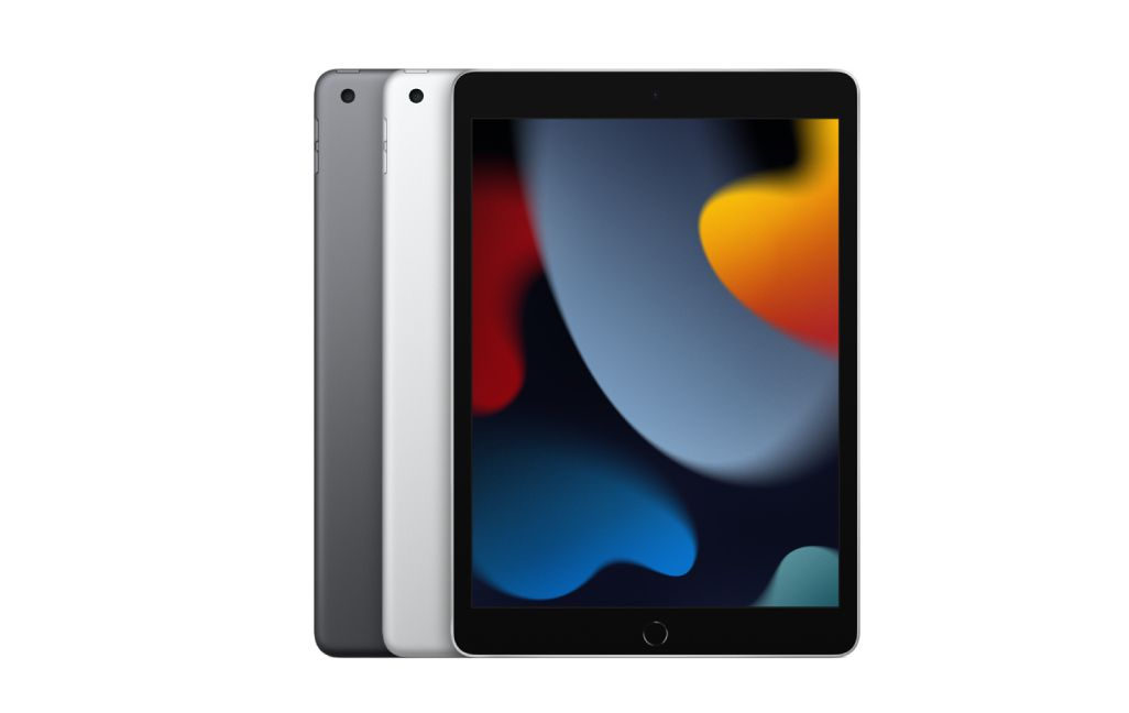 iPad(第9世代)のカラーバリエーション