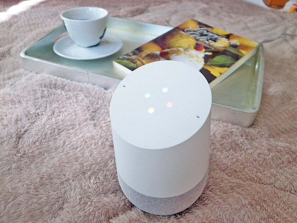 Google Home本体