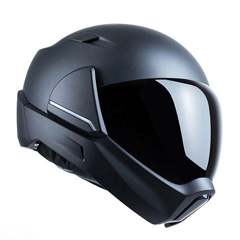 ヘルメットをかぶった状態でコミュニケーションを取る際にも困らないCrossHelmet X1