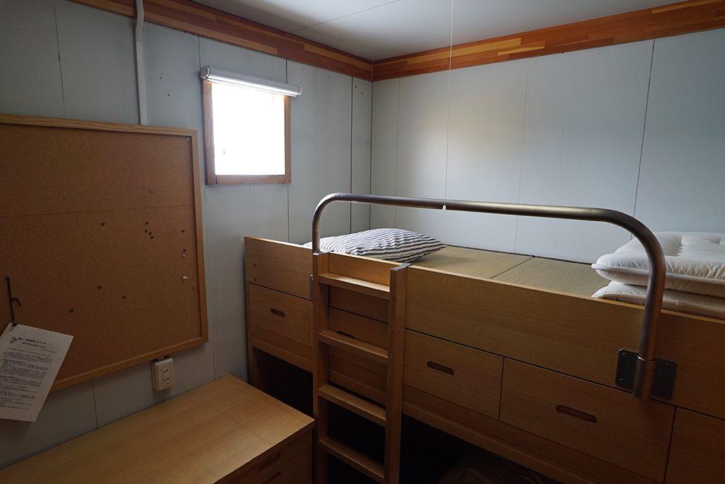 南極・昭和基地の宿舎