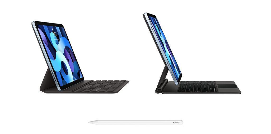 Smart Keyboard Folio、Magic Keyboard、Apple Pencil