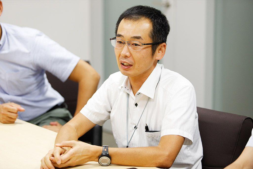 京セラ 財津雅之さん/プロジェクトリーダー