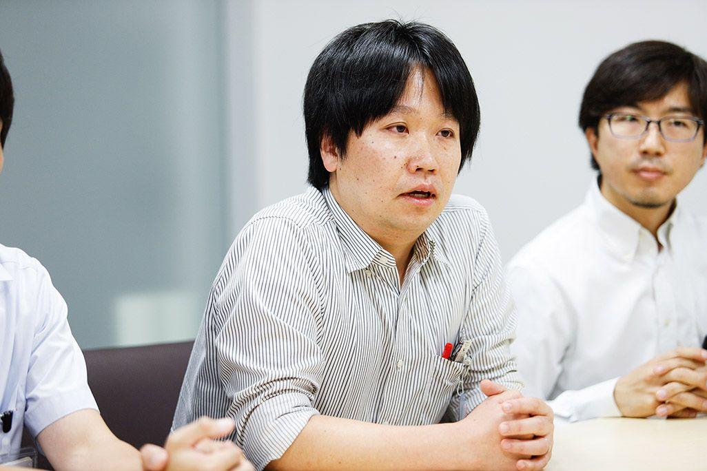 京セラ 石橋賢二さん/設計担当