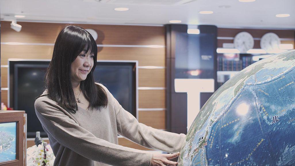 国連難民高等弁務官事務所/民間連携担当官 櫻井有希子さん