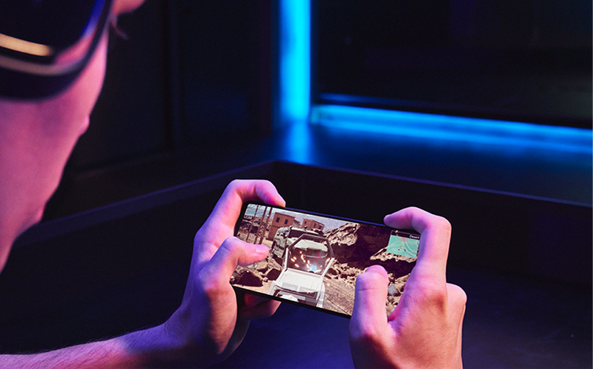 Xperia 1 IIIのゲームイメージ