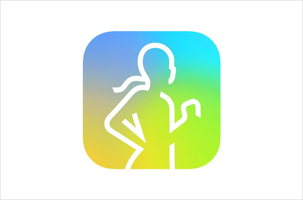 S Healthのアプリアイコン