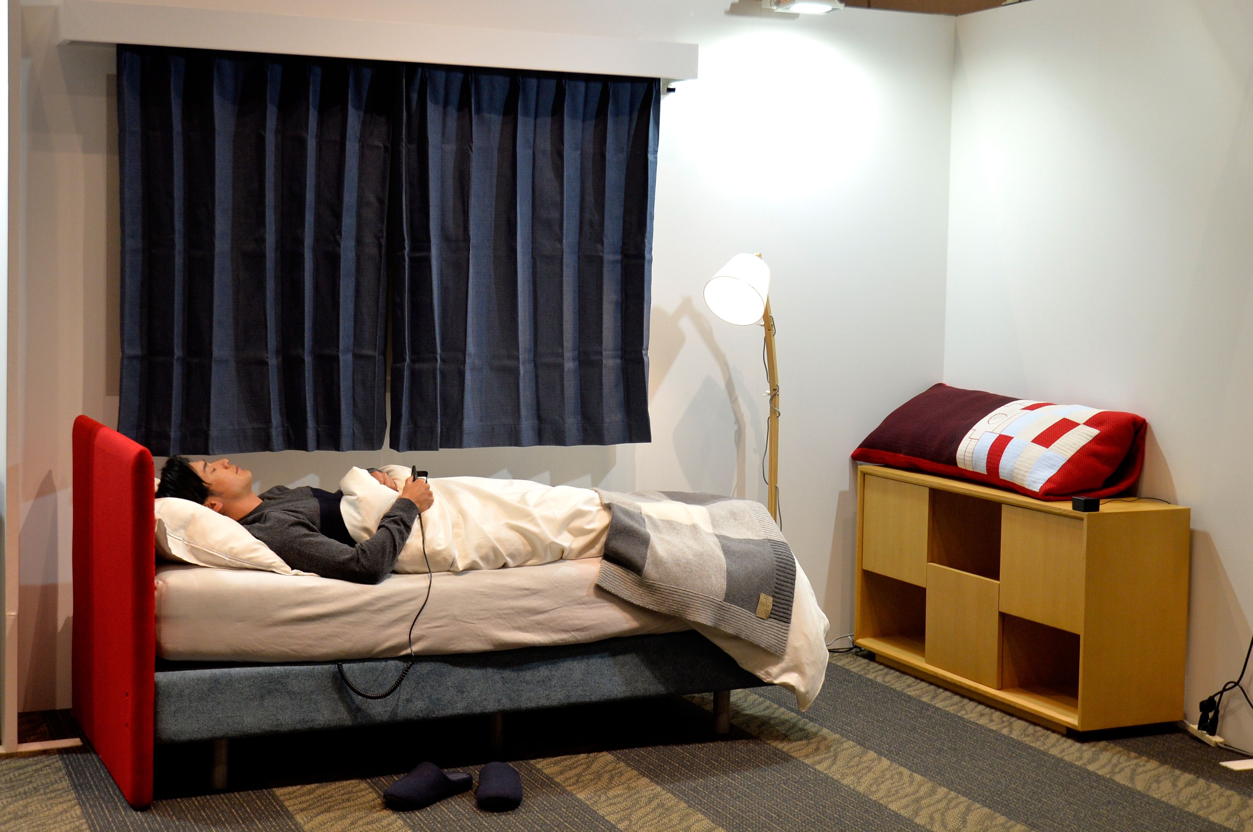 KDDIの睡眠サービス「Real Sleep」