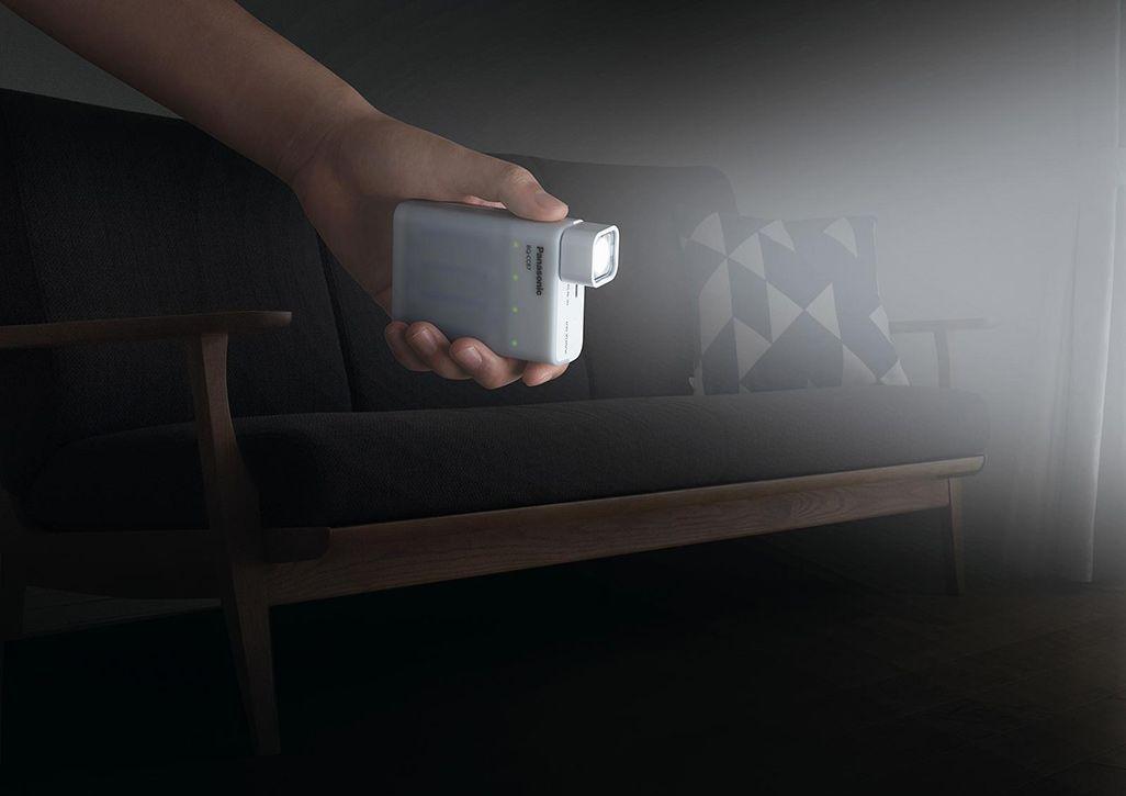 パナソニック USB入出力付急速充電器 BQ-CC87L LEDライト