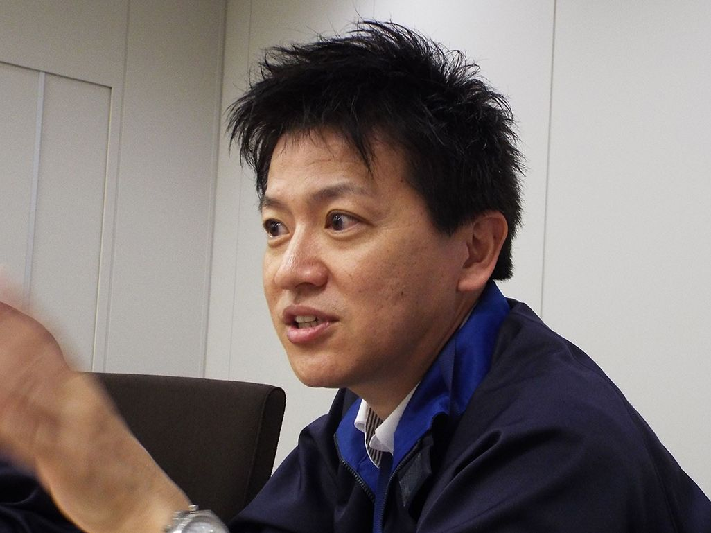 KDDI運用本部 大阪テクニカルセンター稲葉浩行