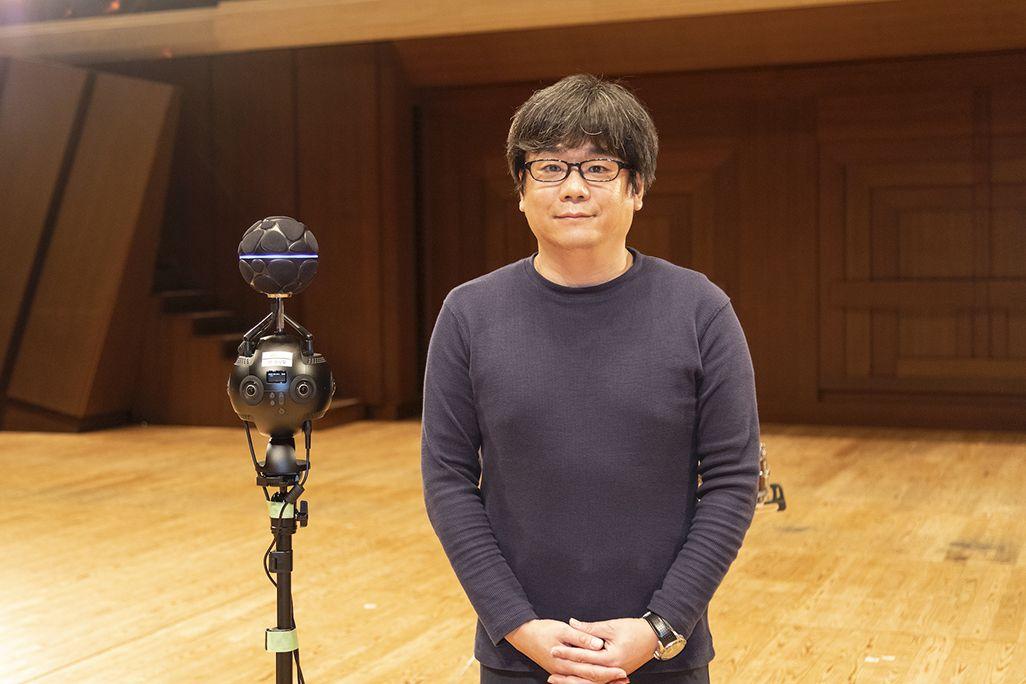 KDDI研究所の堀内俊治