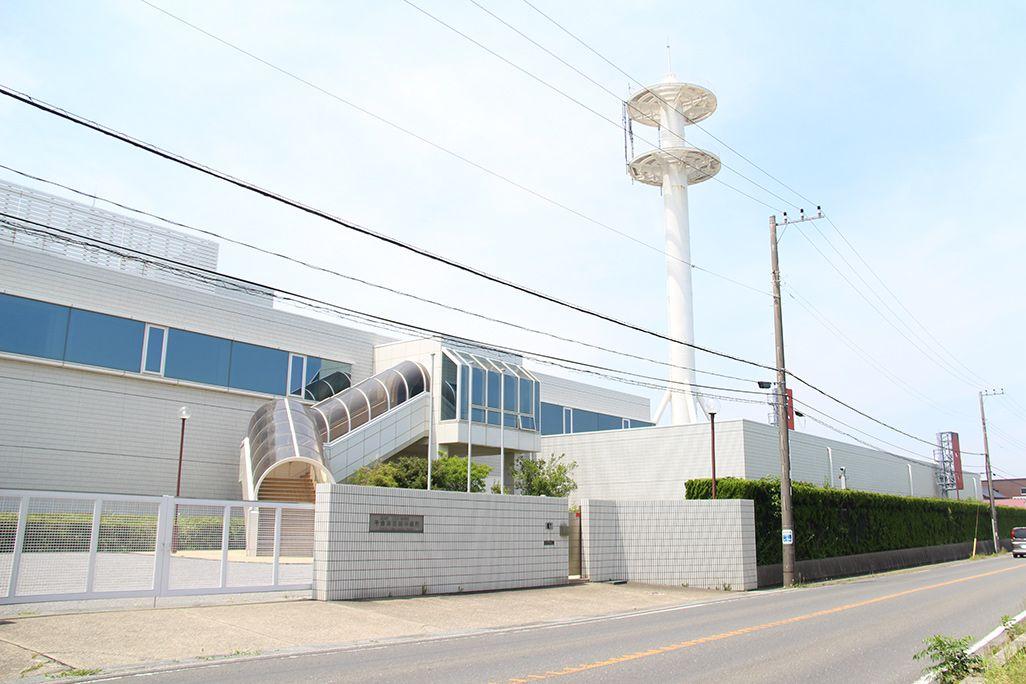 千葉県南房総市にあるKDDI千倉海底線中継所