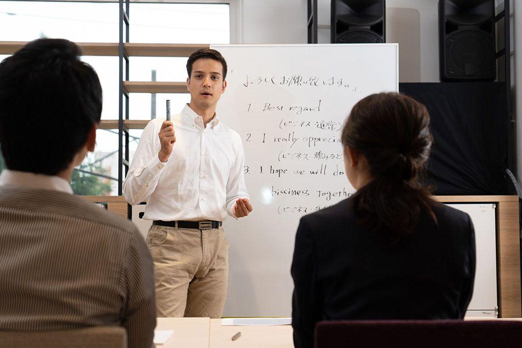 語学 スクールのイメージ