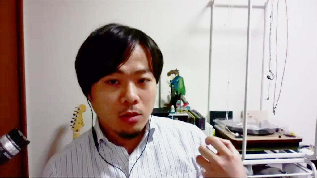 東京混声合唱団の平野太一朗さん