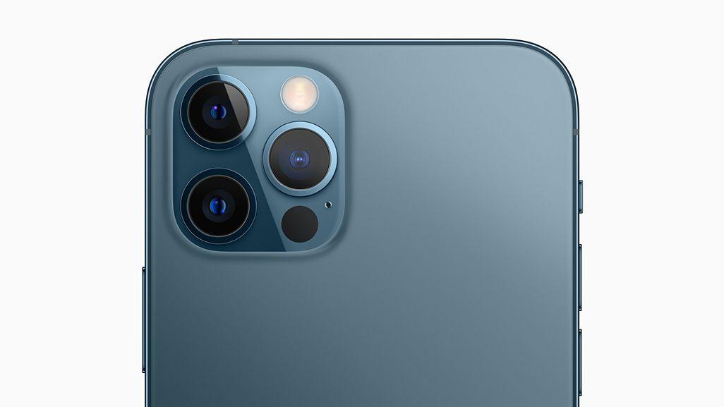 iPhone 12 ProのLiDARスキャナ