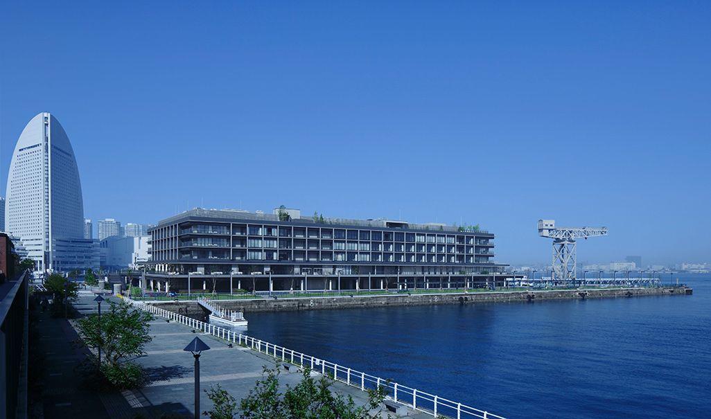 2019年10月31日に開業した横浜ハンマーヘッド
