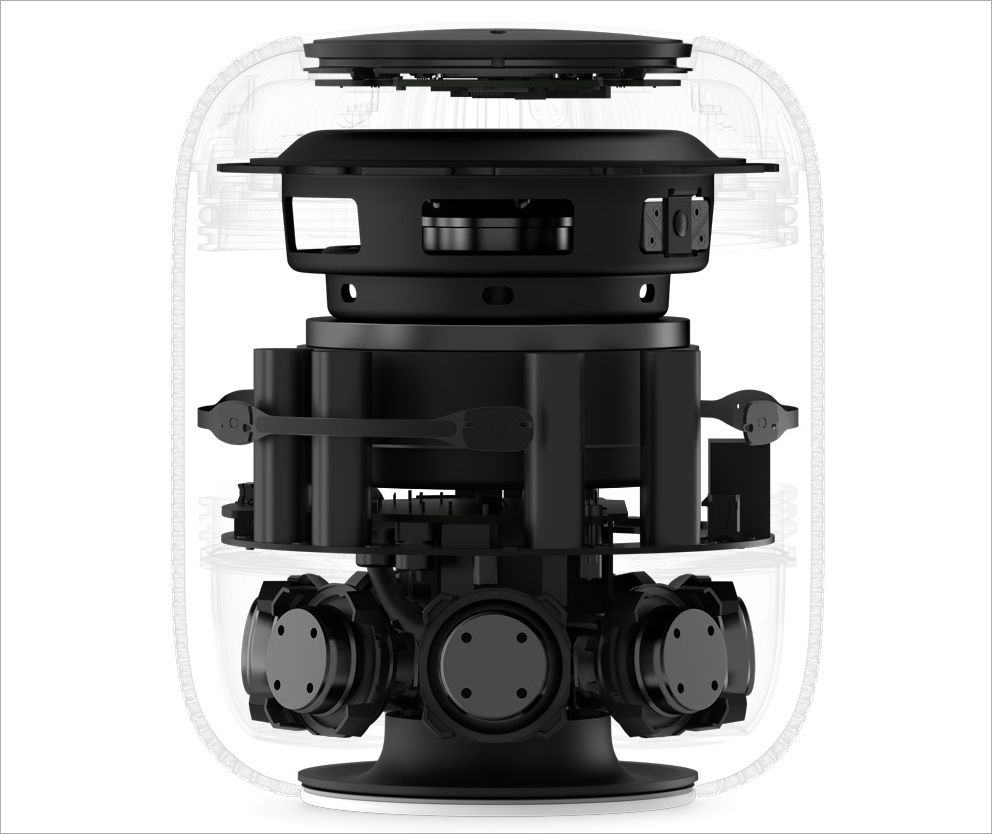 Apple「HomePod」