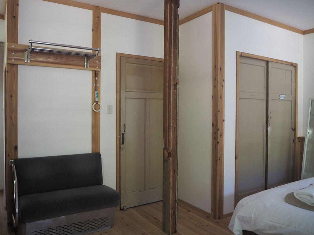 NIPPONIA HOTEL 高野山の内観