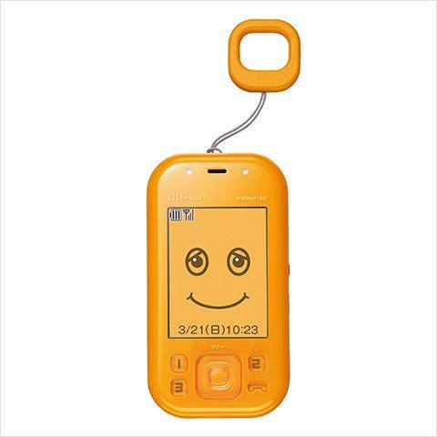 野村みな美さんのファーストケータイは2010年発売のキッズ向けケータイ「mamorino」