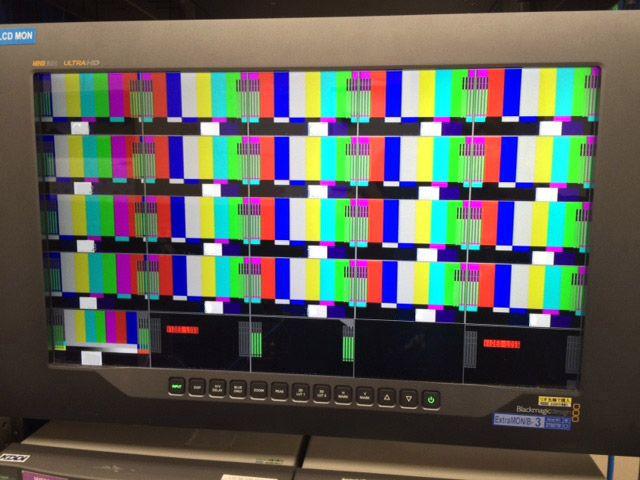 一画面で複数の信号を監視できるような運用環境
