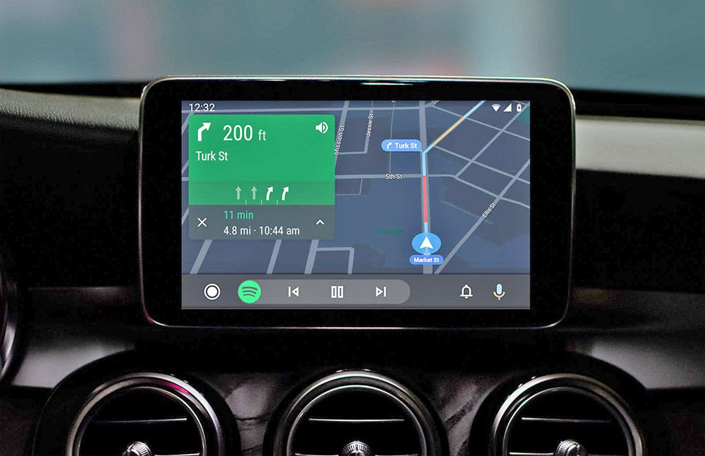 Googleの「Android Auto」