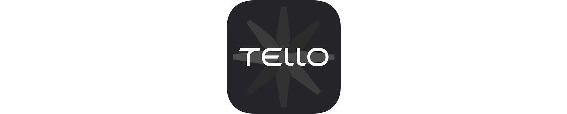 telloのアプリアイコン