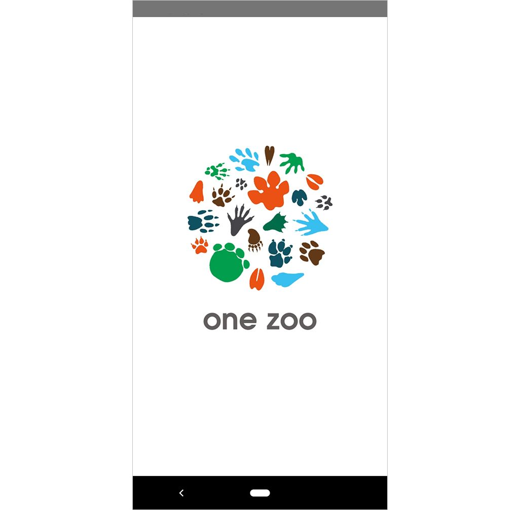 「one zoo」アプリのロゴ